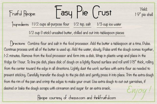 easy-pie-crust