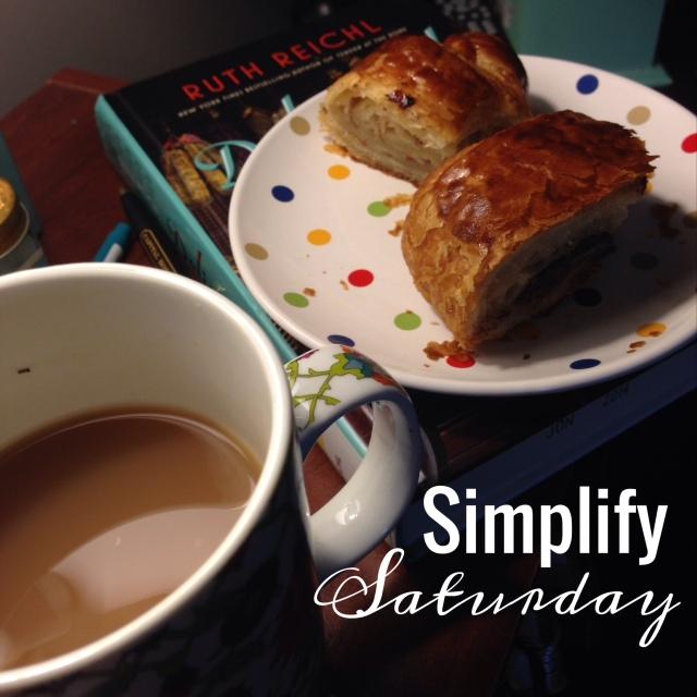 Simplify Saturday