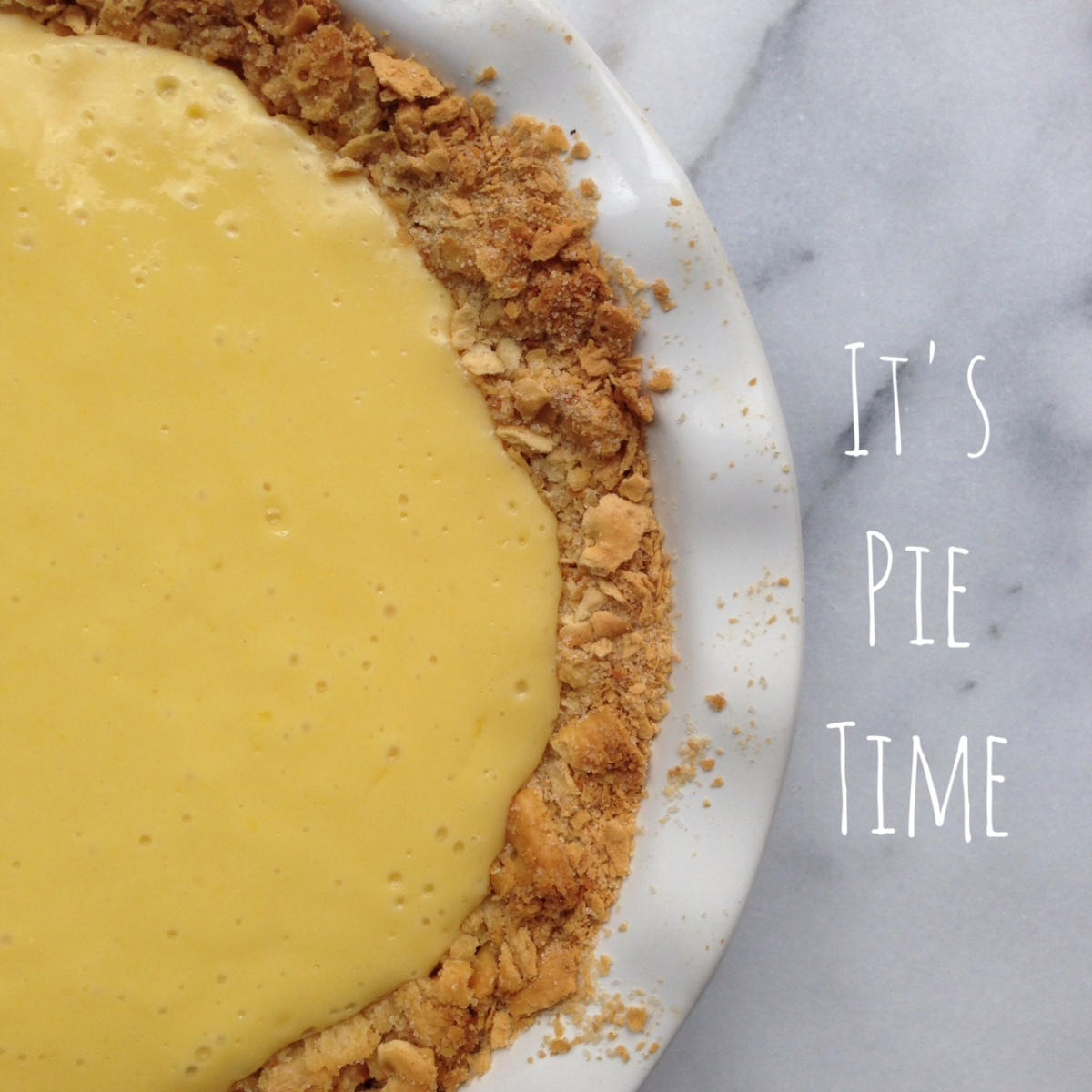 Simple Saturday: Simply Pies